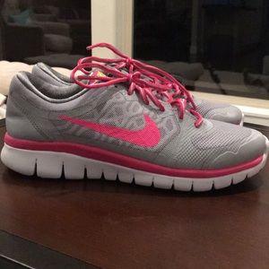 Nike shoes, size 7